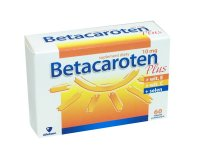 Betacaroten plus 10 mg 60 tabl.
