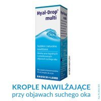 Hyal-Drop multi 10 ml
