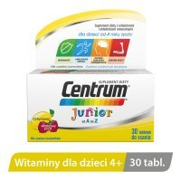 Centrum Junior 30 tabl.