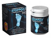 Stoppot duo puder do stóp 30 g