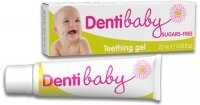 DentiBaby żel do masażu dziąseł 25 ml