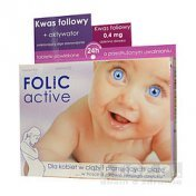 Folic active 0,4 mg 30 tabl.