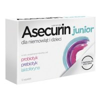 Asecurin Junior 10 sasz.