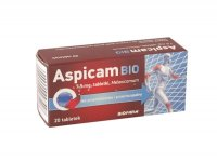 Aspicam BIO 7,5 mg 20 tabl.