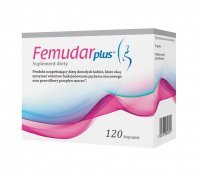 Femudar plus 120 kaps.