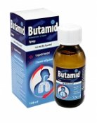 Butamid syrop 1,5mg/ml 120 ml