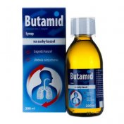 Butamid syrop 15mg/ml 200 ml