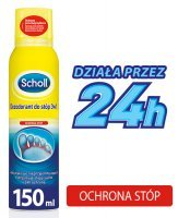 SCHOLL Dezodorant do stóp 3w1 150 ml