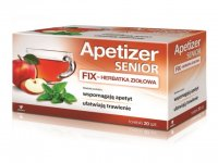 Apetizer Senior FIX 20 sasz.