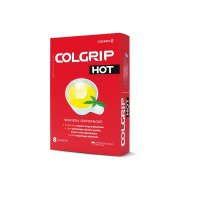 Colgrip Hot Activ 8 sasz.