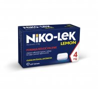 Niko-Lek Lemon 4 mg 24 szt.
