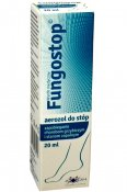 Fungostop aerozol do stóp 20 ml
