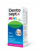 Dentosept A Mini spray (smak malinowy) 30 ml