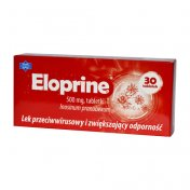 Eloprine 500 mg 30 tabl.