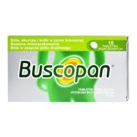 Buscopan 10 mg 10 tabl.