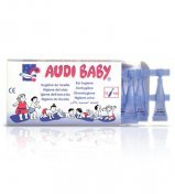 Audi Baby Płyn do higieny uszu 10 amp. 1 ml