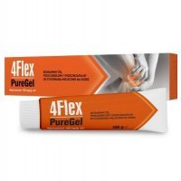 4 Flex PureGel 100mg/g żel 100 g