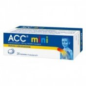 ACC MINI 100 mg 20 tabl.