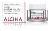 ALCINA Krem do twarzy sensitiv light 50 ml