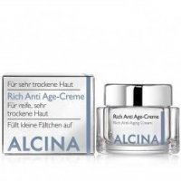 ALCINA Rich Anti Age Krem do twarzy 50 ml
