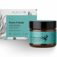 ALKEMIE Microbiome Dream of beauty Wyciszająca nocna maska-krem 60 ml