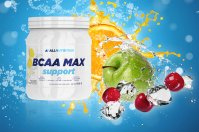 ALLNUTRITION BCAA MAX Support (Lemon) 500 g