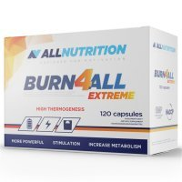 ALLNUTRITION Burn 4 all extreme 120 kapsułek