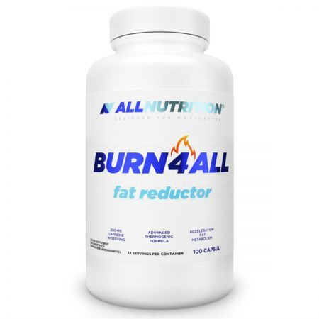 ALLNUTRITION Burn 4 all fat reductor 100 kapsułek