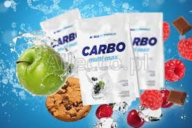 ALLNUTRITION Carbo Multi Max bez cukru 1000 g
