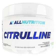 ALLNUTRITION Citrulline (lemon) 200g