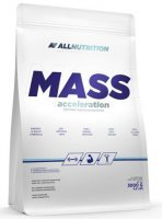 ALLNUTRITION MASS ACCELERATION ( strawberry-banana) 3000 g