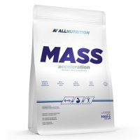 ALLNUTRITION Mass Acceleration (White Chocolate) 3000 g