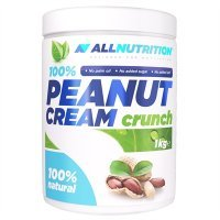 ALLNUTRITION Peanut butter CREAM CRUNCHY 1000 g