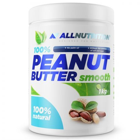 ALLNUTRITION Peanut butter  Smooth 1000g