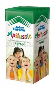 Apitussic syrop 120 ml
