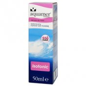 Aquamer Isotonic aerozol do nosa 50 ml