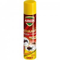 AROX Medium spray komary i kleszcze 90 ml