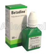 Betadine płyn 10% 30 ml