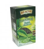 BIG-ACTIVE Herbata ZIELONA Gun Powder 100 g