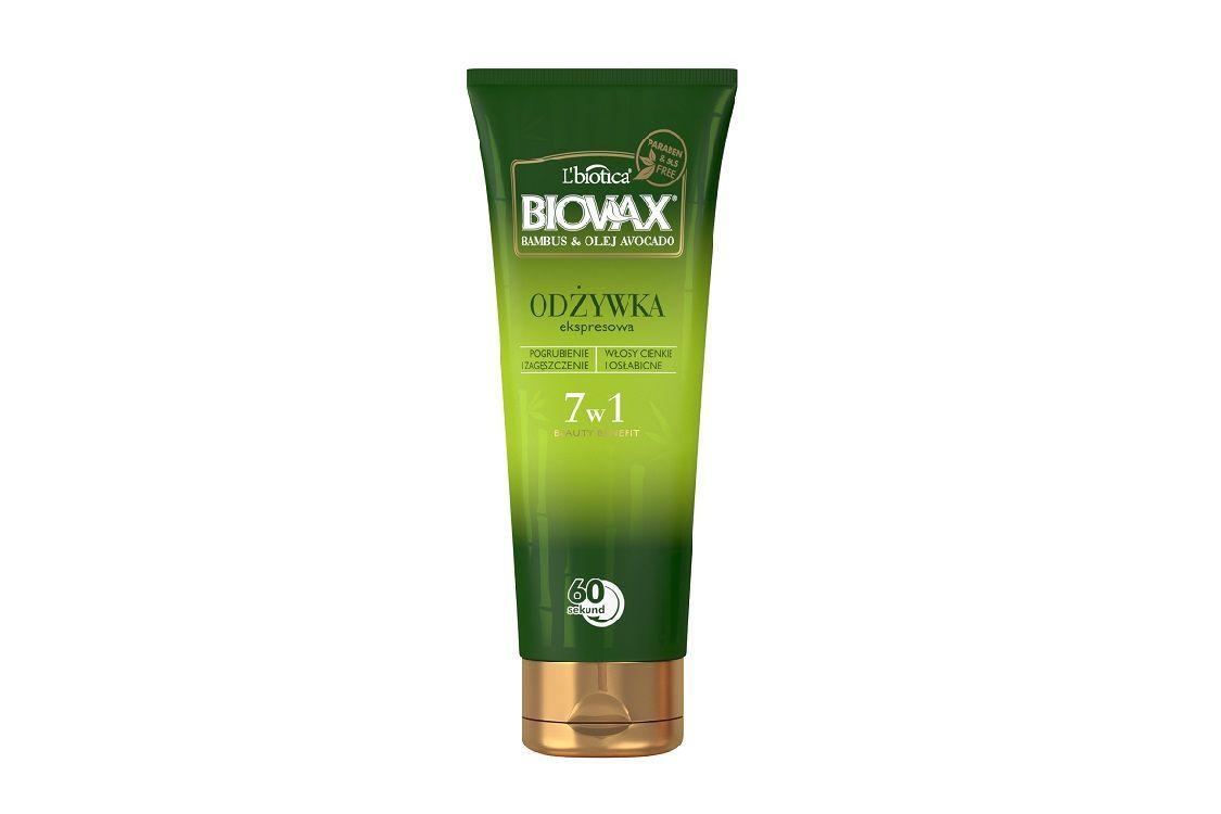 biovax 7w1 włosy słabe i wypadające