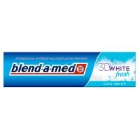 BLEND-A-MED 3D White Cool Water Pasta do zębów 100 ml
