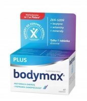 Bodymax Plus 60 tabletek