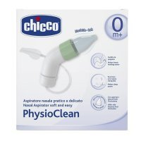 CHICCO PhysioClean 0m+ Aspirator do nosa 1 szt.