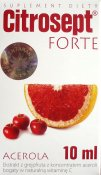 Citrosept Forte Acerola krople 10 ml