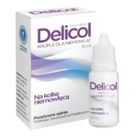 Delicol krople 15 ml