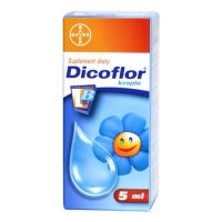 Dicoflor krople 5 ml