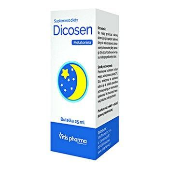 Dicosen krople 25 ml