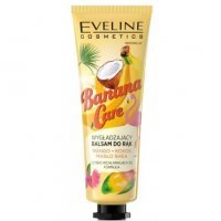 EVELINE Banana Care wygładzający balsam do rąk 50 ml