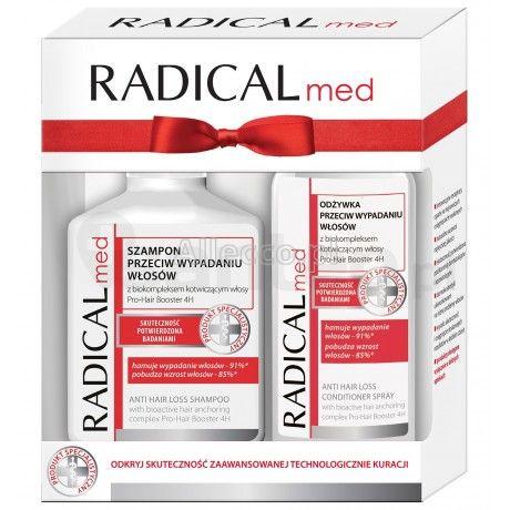 radical med szampon przeciw wypadaniu włosów skład