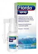 Fiorda spray 30 ml